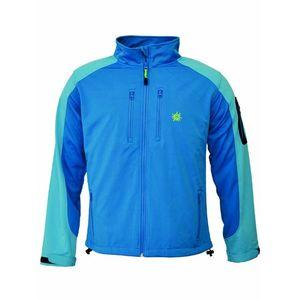 Abal by Alexa Light Blue Polyester Sport Jacket for Men