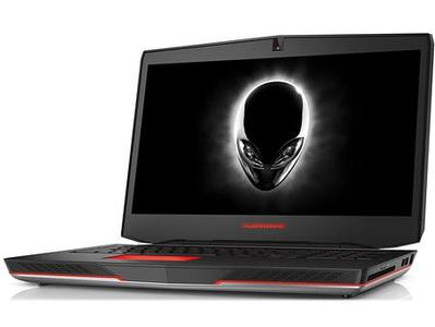 """Dell Alienware AW15R2 Coreâ""""¢ i7-6700HQ 2.6GHz 1TB+256GB SSD 16GB 15.6"""" (3840x2160) WIN10 RX470M 3192MB Backlit Touch Win10"""