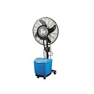 Super AsiaMist Fan - Black Color - 2 Years Warranty