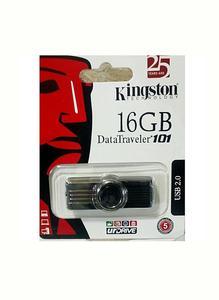 Brand New Kingston 16 GB USB flash drive Premium Quality Data Traveller Fast Shipping + OTG Converter