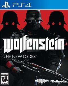 Bethesda Softworks Wolfenstein - The New Order - PS4