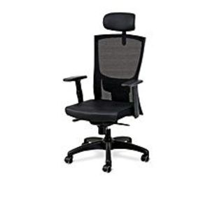 TorchAMG-110 Executive Chair Imported - Black