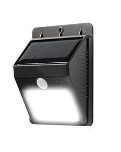 Ever Bright Solar LED Light - Black