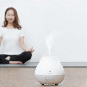 Loveliness Super Deal + Limited OfferXiaomi Mijia VIOMI Aromatherapy Diffuser Ultrasonic Humidifier Led Light Air Purifier