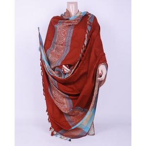 Multicolor Pashmina Shawl for Women