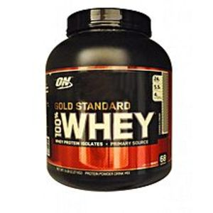 ONGold Standard 100% Whey - Cookies Cream - 5lbs