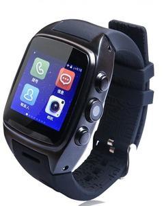 X01 - Smart Watch For Men - Black