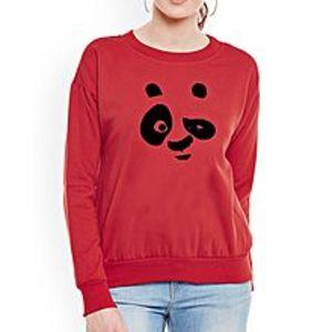 SA BazaarTeddy Women Sweat Shirts