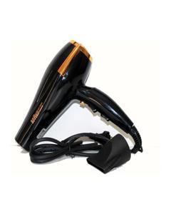 BR-8896 Professional Hair Dryer & Air Blower for Men's & women's - Black