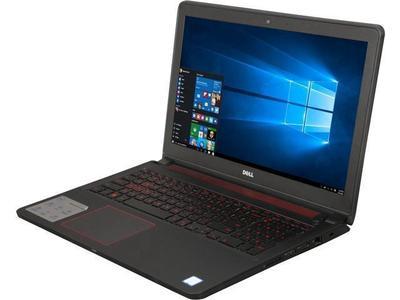 Dell Inspiron 15 5577 - 7th Gen Ci7 QuadCore 08GB 1TB HDD + 128GB SSD 4GB Nvidia GeForce GTX1050 15.6- FHD 1080p Backlit KB
