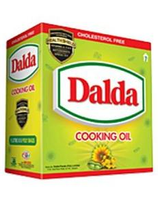 Dalda Cooking Oil (Pack of 5 pouch)