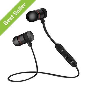M5 Magnetic BLUETOOTH Handsfree - SPORT RUNNING HEADPHONES - Wireless Handfree - Wireless Earphones - Bluetooth Headphones - Bluetooth Wireless Headsets -