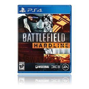 PS4 GAME Battlefield Hardline - PS4