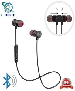 Bluetooth Sport Earphones Bluetooth 4.1 Headphones Black (R)