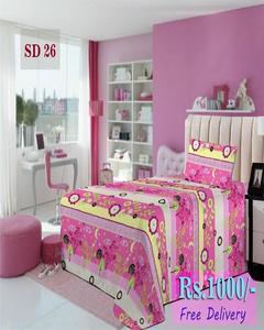Single Bed Sheet Sd 26