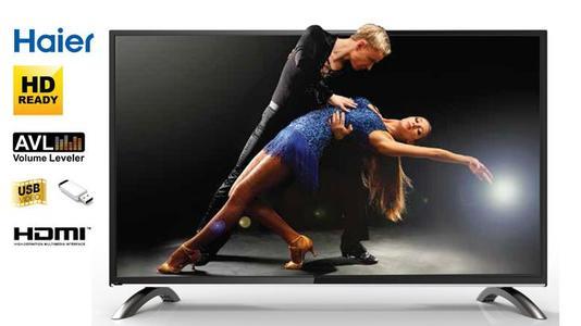 """Haier - HD LED TV LE32K6000 - 32"""" Black"""