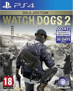 Sony Playstation 4 Dvd Watch Dog 2 Gold Edition Ps4 Game