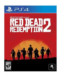 Red Dead Redemption 2 - PlayStation 4 Rockstar Games