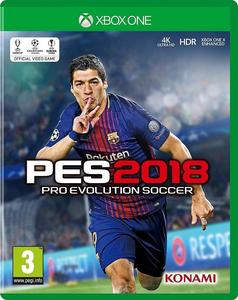 PES 2018 (Pro Evolution Soccer 2018) - Xbox One