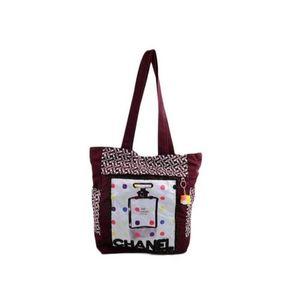 Apple Handbag for School and College - 15x14 - Maroon