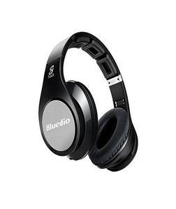 R Bassy Wireless Bluetooth Headphones - Black