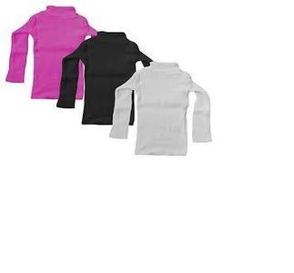 Baby Hi neck shirt woolen (pack of 2)