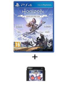 PS4 Horizon Zero Dawn: Complete Edition PLUS KONTROL FREEK