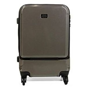 """JumpPC 2497 - Laptop Trolley Bag - 20"""" inches - Champagne"""