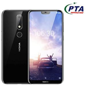 Nokia-6.1-Plus-FHD+Display-4GB-64GB-8.1-Oreo-16+5MP-Dual-Camera-Black