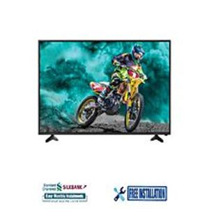 "Changhong Ruba UD49F6300L - 4K UHD LED TV  - 49"" - Black"
