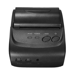 58mm Wireless Bluetooth USB Portable Thermal Line Printing Receipt Printer