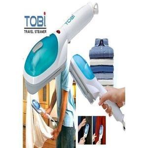 Tobi Steam Iron Clothing - White & Blue