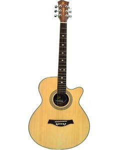 "Swift horse Acoustic Guitar - 40""- Natural"