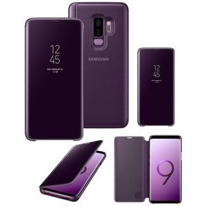 Original Samsung S9+/ Samsung Galaxy S9 Plus Clear View Cover Case/ Smart Cover - Purple