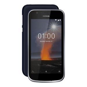"""Nokia 1 - 4.5"""" inch Screen - 1GB Ram - 8GB Storage - 5MP Camera - Dual Sim - (Dark Blue)"""