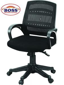 Boss Revolving Office Chair- Black