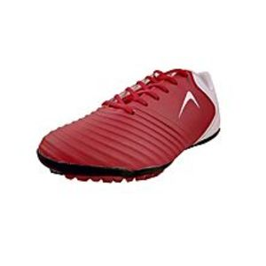 Apollo Red & White Football Training Shoes for Men - 8BFGF7