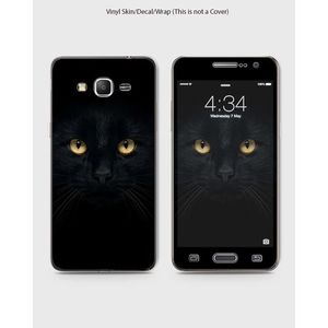 Samsung Grand Prime Plus Phone Skin Front Back And Sides Tom Cat- 1Wall258