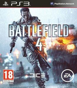 BATTLEFIELD 4 PS3 GAME DVD WITH 1 FREE GIFT OF YOUR CHOICE