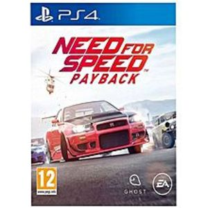 Electronic ArtsNeed for Speed: Payback - Standard Edition - PS 4