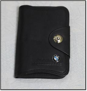 Men Wallet BMW Logo, Money Holder , Leather Wallet for Boys.