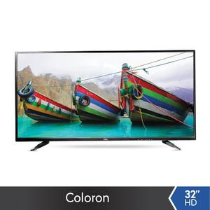 "Coloron 32"" HD LED TV - Black"