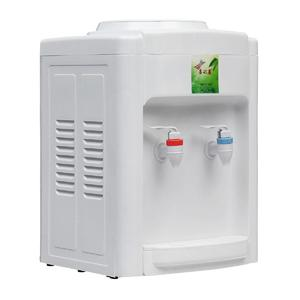 110V Water Cooler Table Top Household Mini Warm And Cold Hot