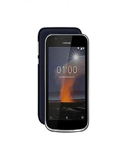 Product details of 1 1Gb-8Gb - 4.5 Inches - Dark Blue 1GB Ram/8GB ROM 4.5 Inches Display Quad-Core 1.1 Cortex A-53 Primary Camera 5 MP With LED Flash Secondary Camera 2 MP Android 8.1 Oreo All the apps you need  Nokia 1 doesn't hold back. A powerfu
