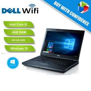 Dell Intel® Core™ i-5 4GB Ram Wi-Fi Windows 10 ( Refurb )