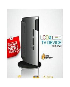 DANY HDTV-550 - USB TV Device - Black