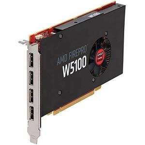 AMD FirePro W5100 4GB GDDR5 128-Bit PCI Express 3.0 x16 Full Height Video Card