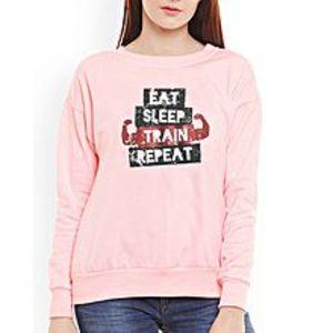 SA BazaarWomen ESTR Sweat Shirts