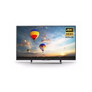 KD-55X8000E - 55 Inch 4K HDR Android LED TV - Black