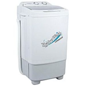 KenwoodSemi-Automatic Washing Machine - KWM899W - 8Kg - White